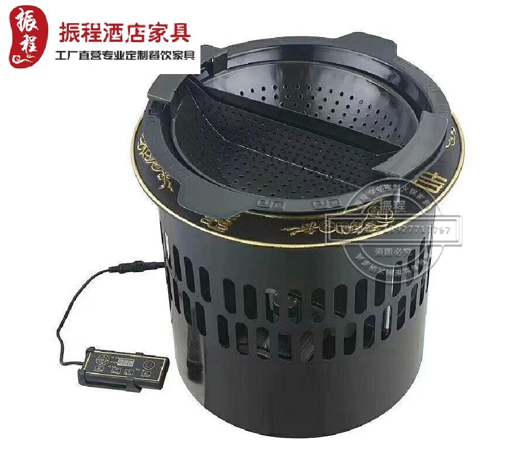 搪瓷升降火锅设备